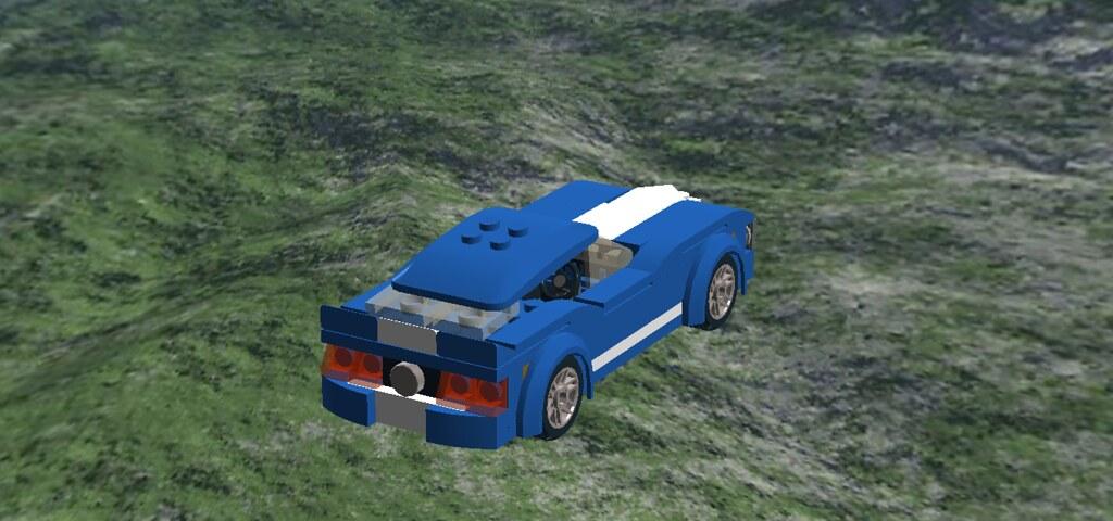 Unicorn GTS500 rear