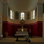 Kaisermühlen Parish Church: High Altar