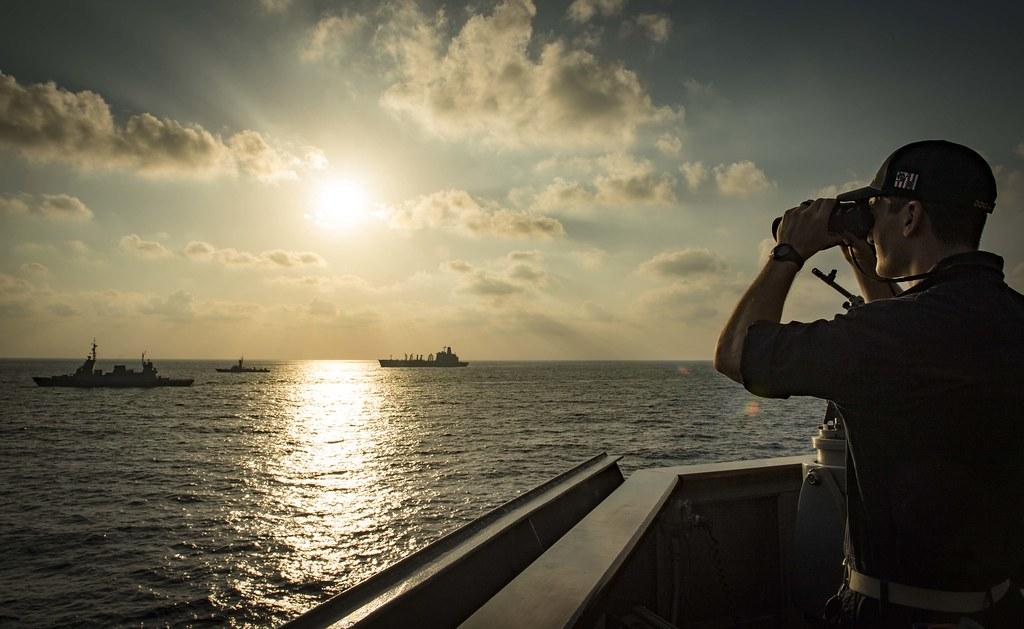 USS Carney Participates in Exercise Reliant Mermaid