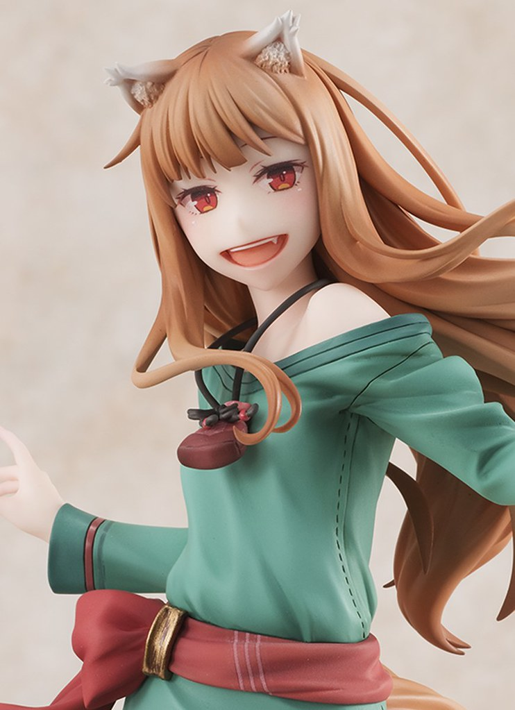 (Updated) Horo Spice and Wolf 10th Anniversary Ver. 1/8 Scale Figure. by Revolve