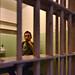 7. Dentro de la celda de Al Capone en la cárcel de Alcatraz