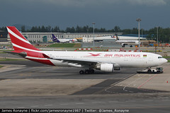 3B-NBL | Airbus A330-202 | Air Mauritius