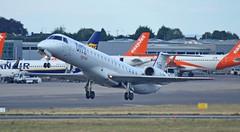BMI G-EMBI - Embraer ERJ-145
