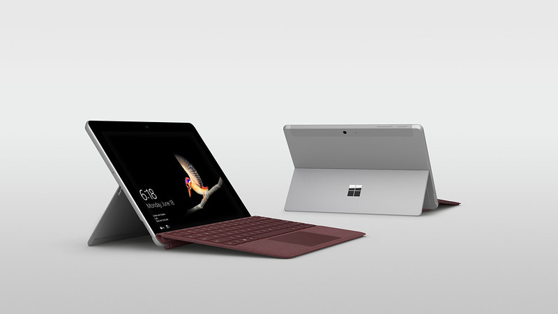 Microsoft Surface Go Available in Singapore From 28th August 2018