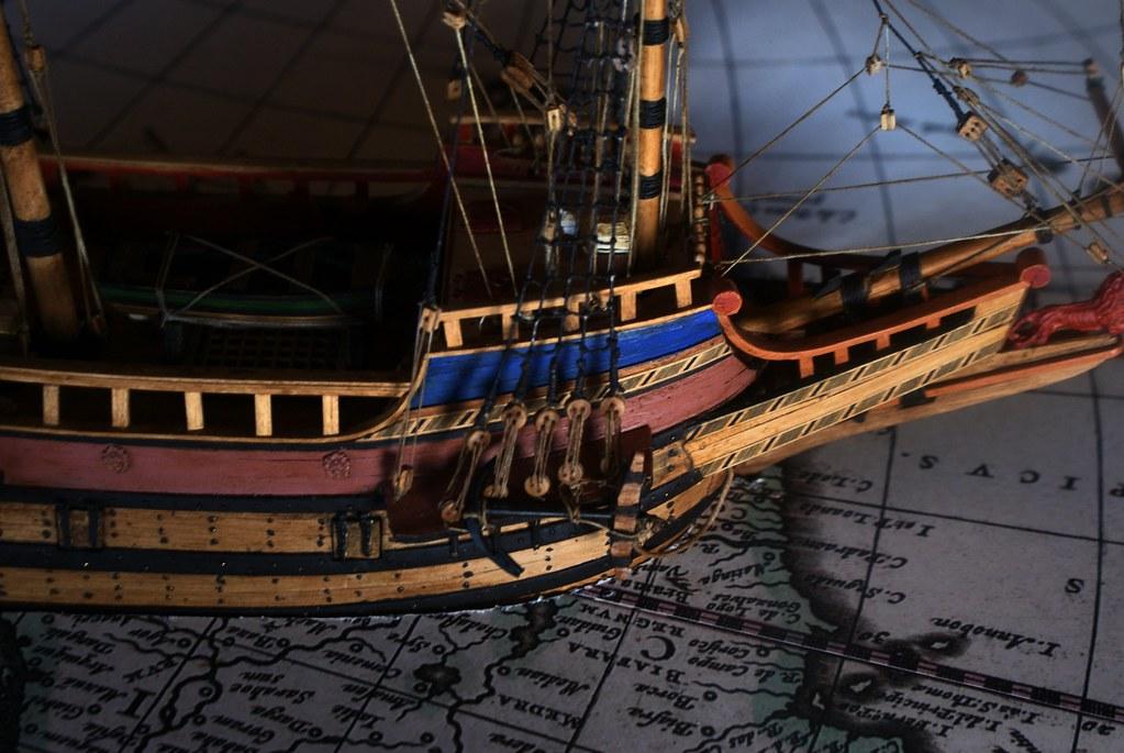 Les moulins ont permis aux Pays-Bas la constitution rapide d'une flotte marchande importante.