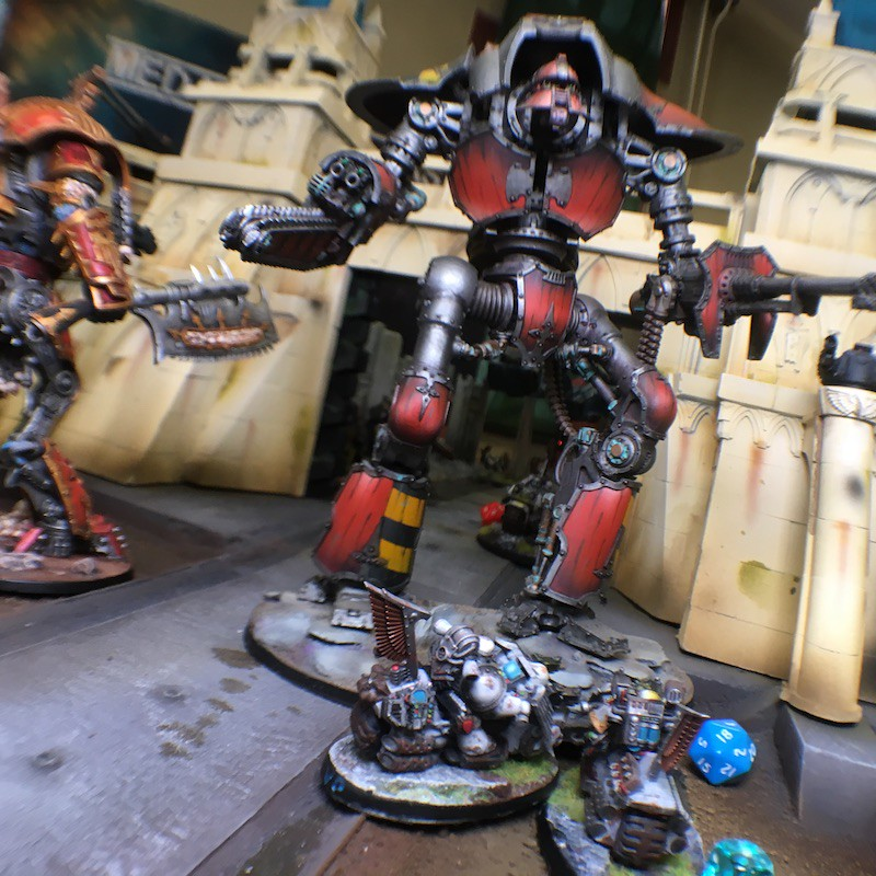 Medal of Colors Assault on Molech battle-78