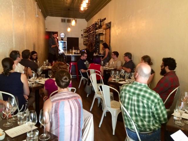 Bar Brunello in Durham, NC