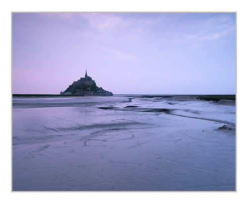 Mont Saint-Michel, Brittany, France