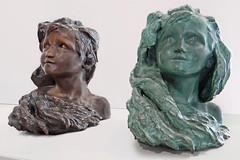 L'Aurore de Camille Claudel (Musée Camille Claudel, Nogent-sur-Seine)