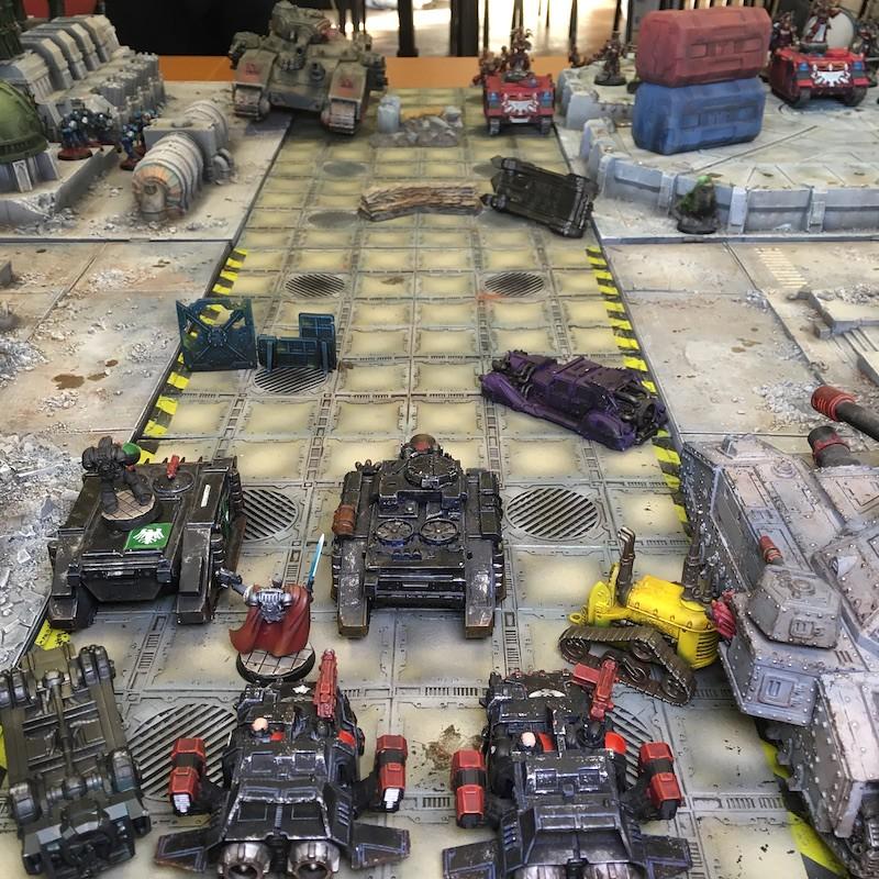 Medal of Colors Assault on Molech battle-11