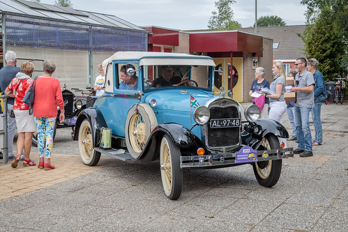 2H4A9432 FORD A-FORD SPORT COUPE 1928