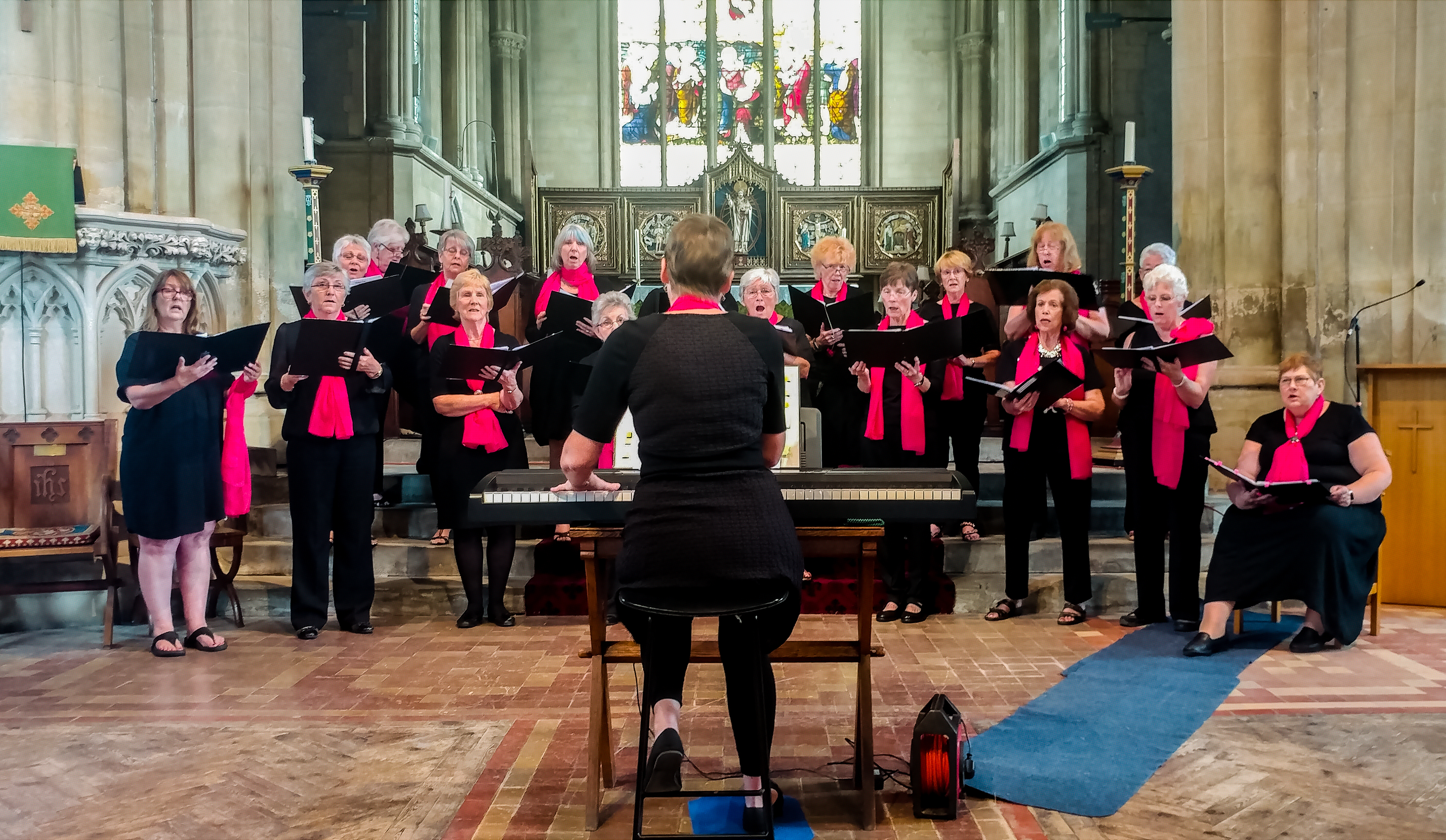 Mathern Ladies Choir