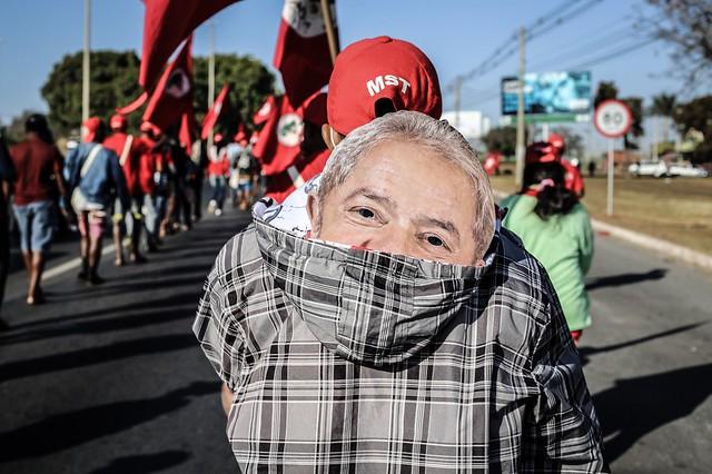 Estimativa é da Frente Brasil Popular, articulação de diversas organizações populares e de esquerda - Créditos: Júlia Dolce