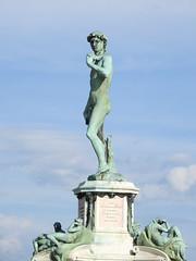 David di Michelangelo - Piazzale Michelangelo