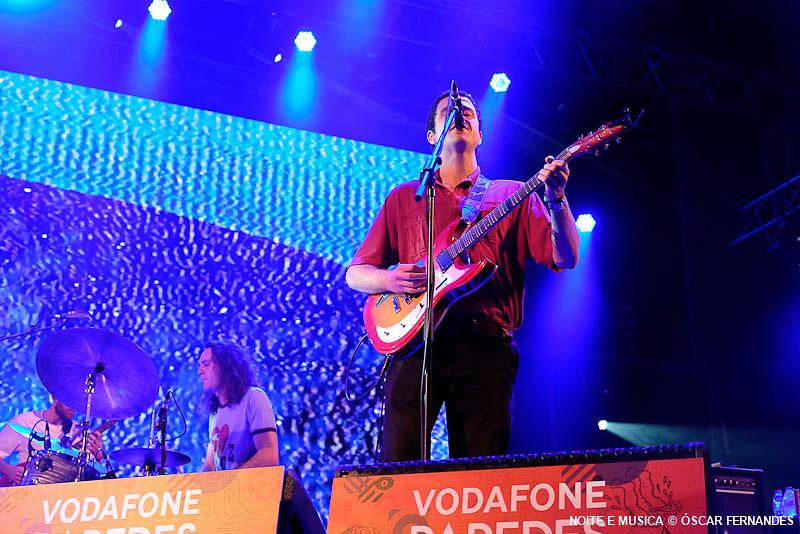 King Gizzard & The Lizard Wizard - Vodafone Paredes de Coura 2018