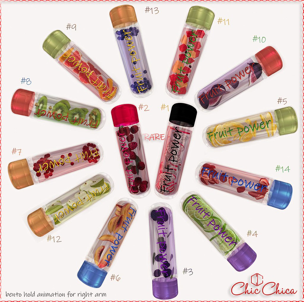 Fruit water by ChicChica for PocketGacha