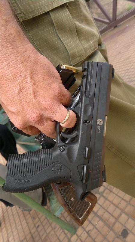 Pistola - Caso Mirante