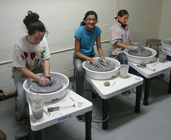 Teen pottery camp2