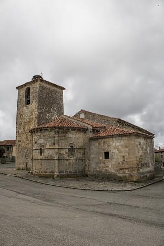 Iglesia románica de San Bartolomé. Campisábalos. Guadalajara. IMG_3482_ps