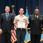 Fri, 07/27/2018 - 14:36 - On July 27, 2018, the William J. Perry Center for Hemispheric Defense Studies hosted a graduation ceremony for its 'Defense Policy and Complex Threats' and 'Cyber Policy Development' programs. The ceremony and reception took place in Lincoln Hall at Fort McNair in Washington, DC.