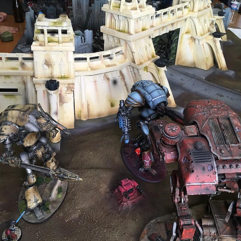 Medal of Colors Assault on Molech battle-36