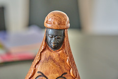 Black madonna - Photo of Mende