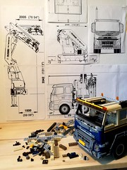 Progress on the Volvo FMX