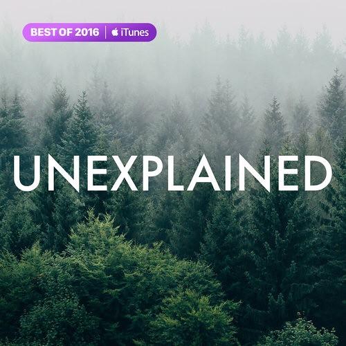 Unexplained Podcast Image