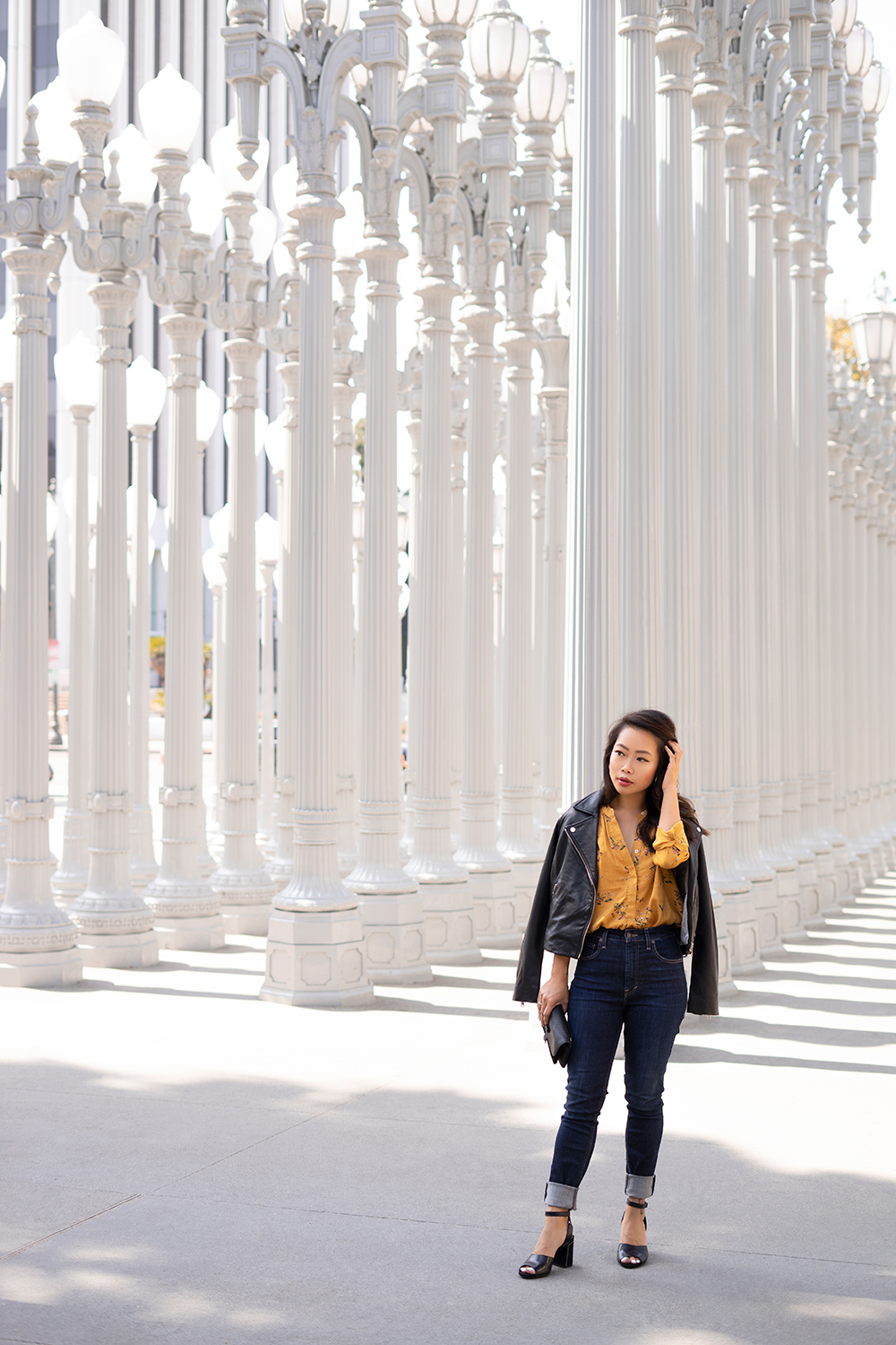 01-luckybrand-denim-jeans-leatherjacket-lacma-urbanlights