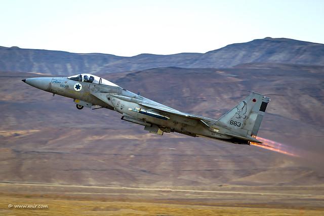 Afterburner Thursday! © Nir Ben-Yosef (xnir)  afterburnerthursday xnir חיל האוויר