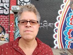 Selfie On Jefferson Street