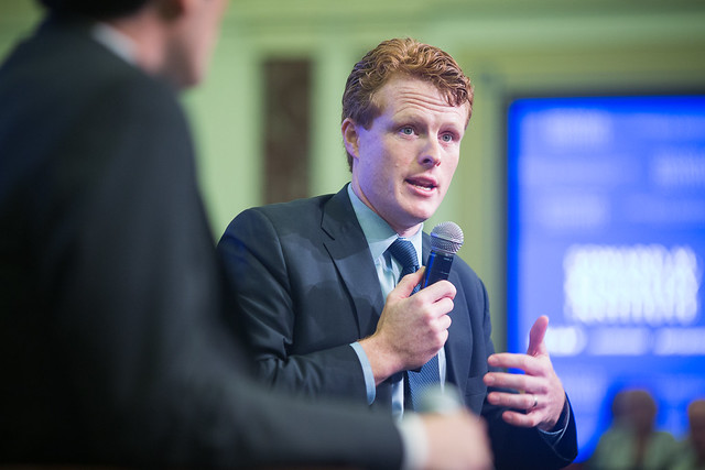Getting to the Point with Congressman Joe Kennedy III