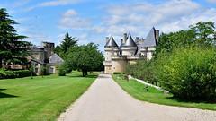 Le chateau de Chabenet - Photo of Saint-Marcel