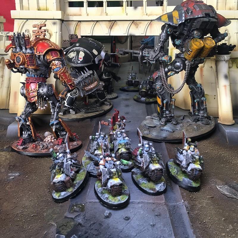 Medal of Colors Assault on Molech battle-60