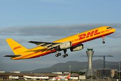G-DHKE Boeing B757-23NF EGPH 18-06-18