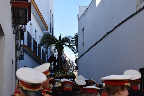 Domingo de Ramos. Fuentes de Andalucía (Sevilla).