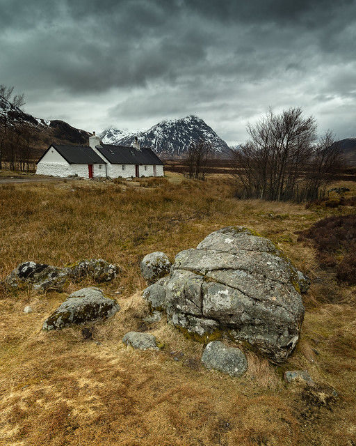 blackrock cottage glencoe