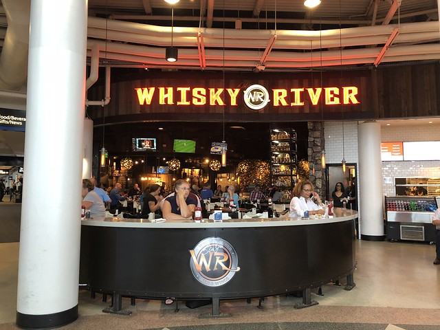 Whiskey River - Charlotte