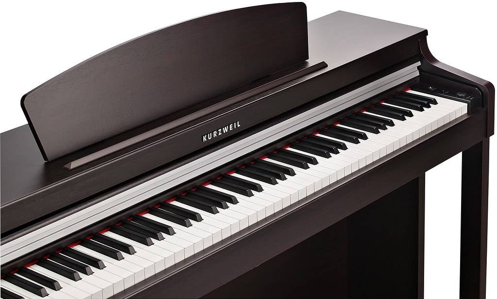 Преимущества и достоинства электронного пианино Kurzweil