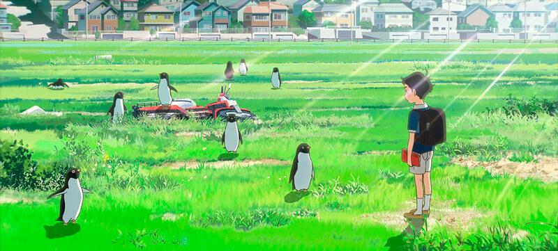 映画『ペンギン・ハイウェイ』(石田祐康監督)