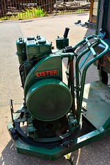 Wansford Station, Lister Cart