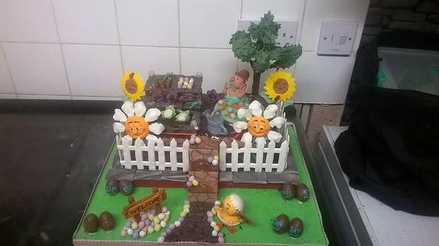 Cake by Daddy's Yummy Cakes & Sugarcraft