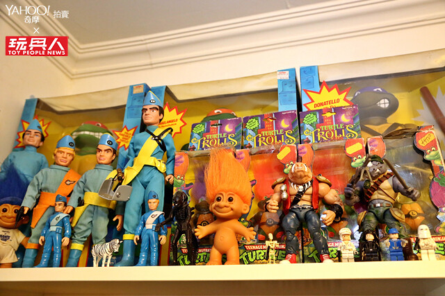 復古萬歲!他用他的記憶帶領你「回到過去」:美式懷舊玩具店長HANS - 《Yahoo 奇摩拍賣 × Toyscrazy:大人味玩具》