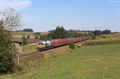 DB Cargo / ECR 247 047 Salzzug Thann-Matzbach