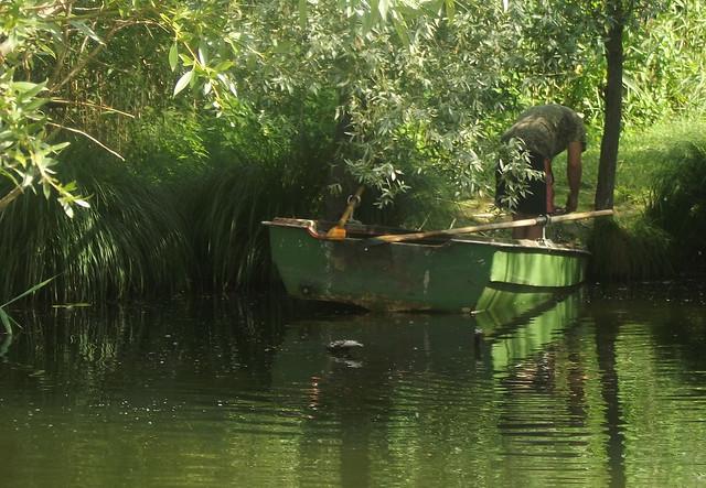 Il barcaiolo., Fujifilm FinePix S2980