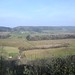 020-20180221_Gordano District-Somerset-looking N across valley from view point on Court Hill-L-R Castle Hill, Walton in Gordano, Warren Down