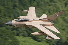 Tornado GR.4 ZG750 Operation Granby Anniversary