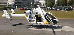 OO-NHL - MD-900 Explorer - Noordzee Helikopters Vlaanderen, Loos 280518