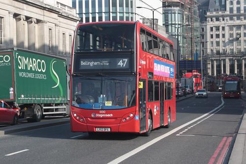 Stagecoach London 10130 LX12DFE