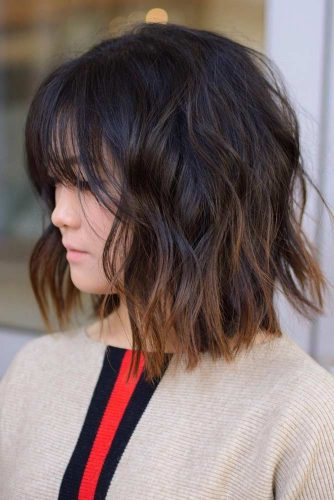 Trendy Shag Haircut Ideas -Modernized Versions Of Styles 2019 16